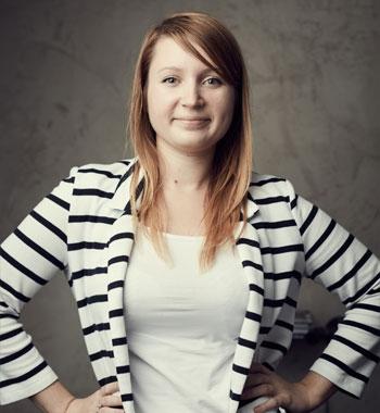 Aneta  Mroczkowska - Front-end Developer / UX Designer